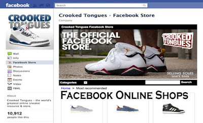 Facebook Online Shops – Facebook Stores - How to Set Up Your Facebook Online Store