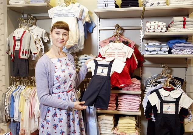 About William And Kate Kate S Favourite Desiger For Prince George S Clothes Is Rachel Riley