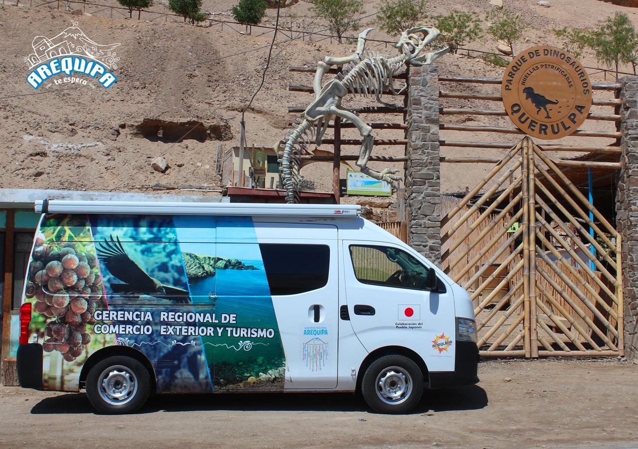 Parque Jurásico de Querulpa