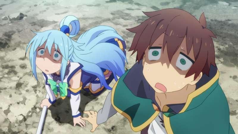 Konosuba adalah anime isekai comedy terkocak sepanjang masa