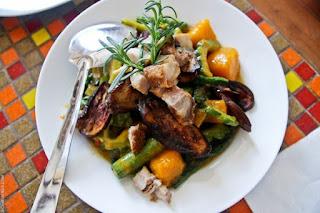 la cucina, lunch, pinakbet, Mountain Lake Restort, Caliraya Springs, Laguna