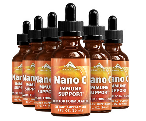 Nano-C is the new breakthrough supplement