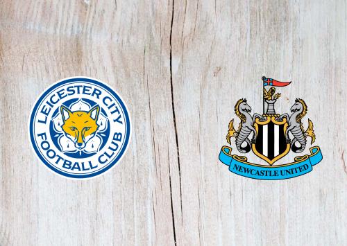 Leicester City vs Newcastle United Full Match & Highlights 29 September 2019