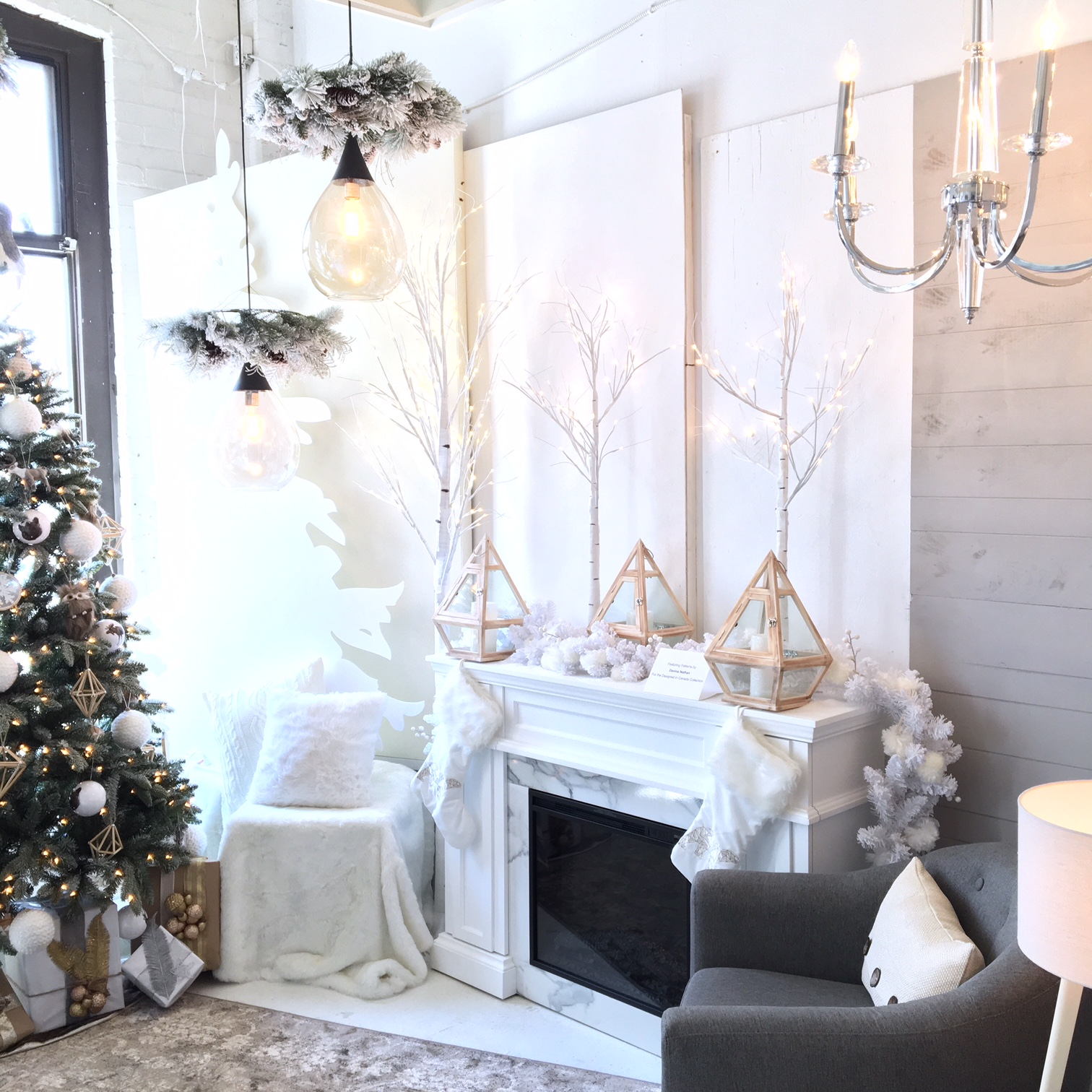 CANVAS Christmas with Canadian Tire #CTChristmas | Harlow & Thistle ...