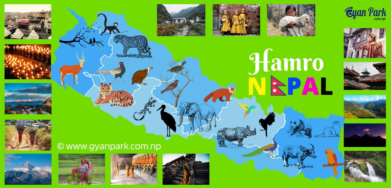 Hamro Nepal Ramro Nepal. Image Source: https://www.gyanpark.com.np/2021/05/hamro-nepal-ramro-nepal.html