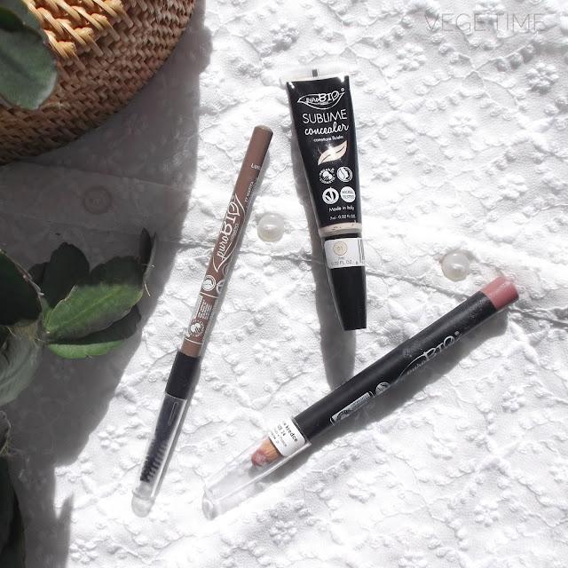 Wegańskie naturalne kosmetyki do makijażu w dobrej cenie
