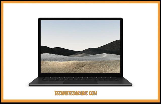 Microsoft Surface Laptop 4 technotearabic.com