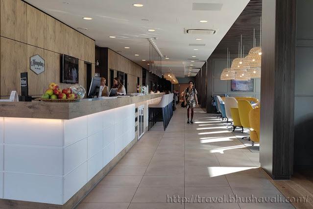 Hampton by Hilton Aachen Tivoli family hotel
