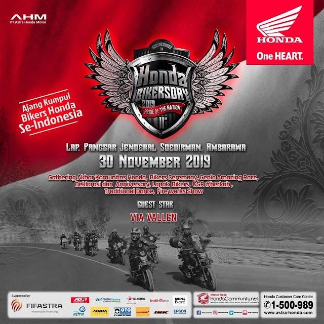 Honda Bikers Day 2019