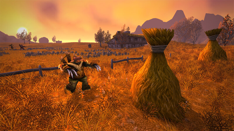 World of Warcraft Classic Servers Down Due To DDoS Attack
