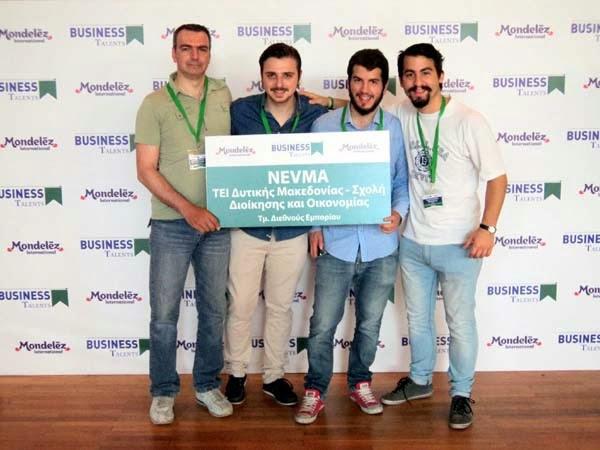 Μεγάλη επιτυχία για 4 φοιτητές του ΤΕΙ Καστοριάς