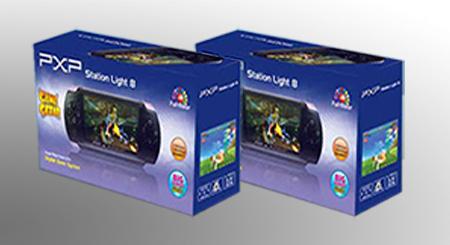 Percetakan Game packages
