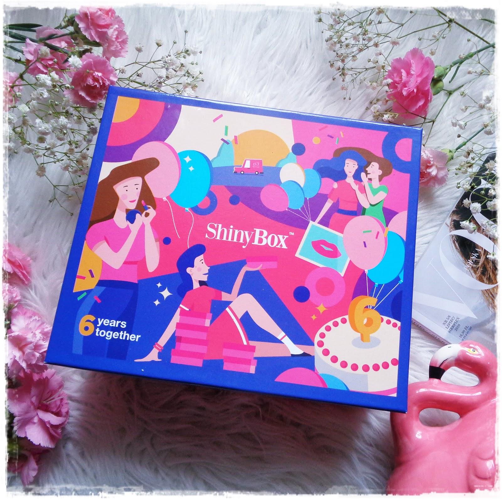 Shinybox, Urodzinowe Pudełko, Czerwiec 2018