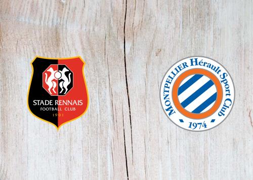 Rennes vs Montpellier -Highlights 29 August 2020