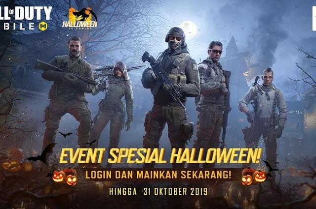 Jadwal Event Call Of Duty Mobile di tahun 2019 dan 2020, Pastikan kamu ikut Datang jangan sampai lupa