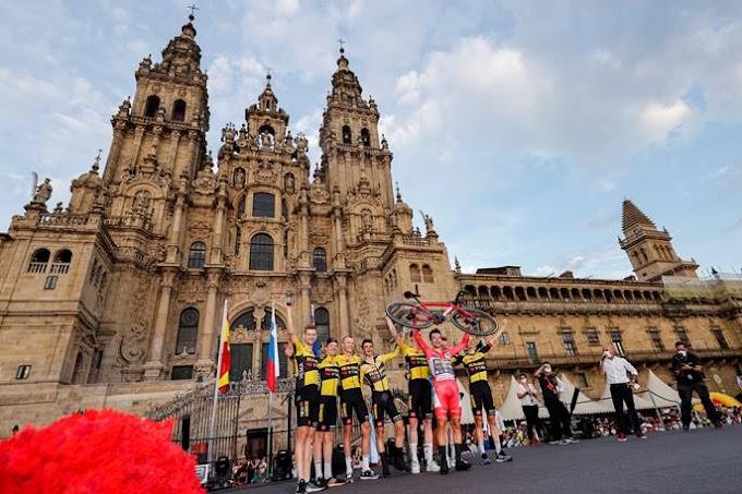 Vuelta a España 2021 - 21ª etapa clasificación
