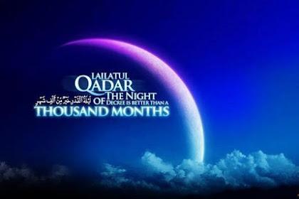 Cerita 10 Hari Terakhir Di Bulan Ramadhan Oleh Dwipangga Putra Adhan
