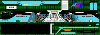 Agam Tugga Jaya Biru Ads JB3+ SHD