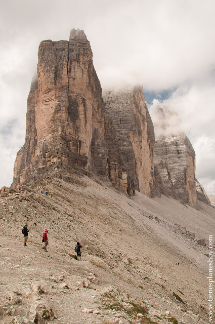 Viaje Dolomitas Alpes Italia Tres Cimes