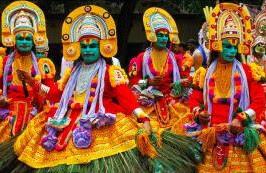 Onam Celebrations in India