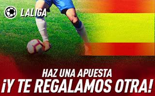 sportium Promo La Liga 22 a 24 noviembre 2019