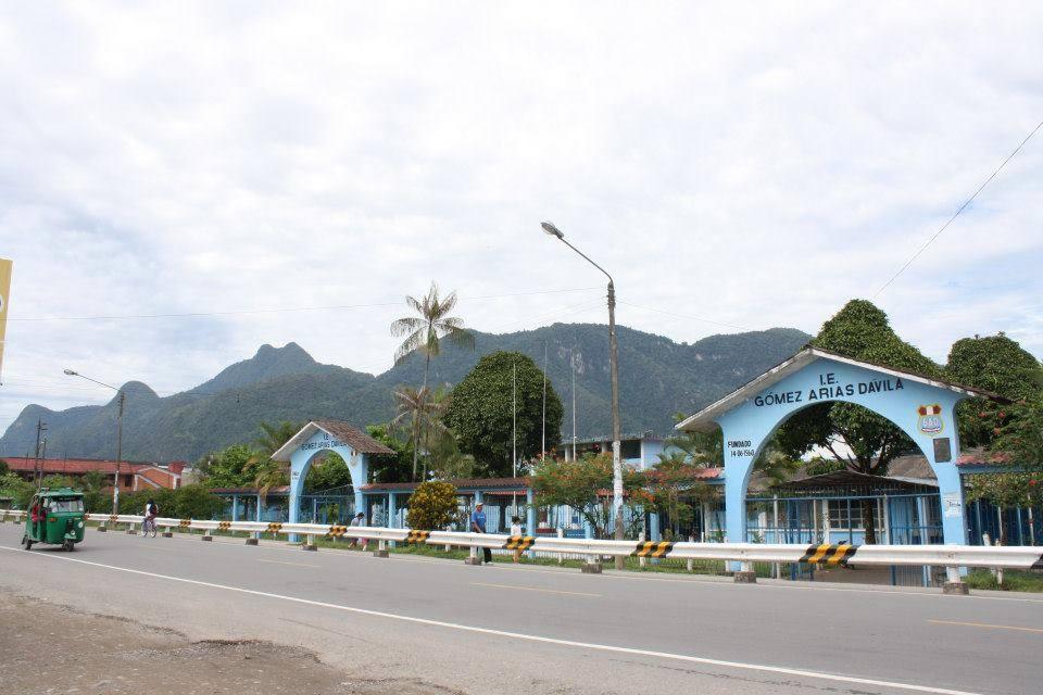 Colegio GOMEZ ARIAS DAVILA - Tingo María