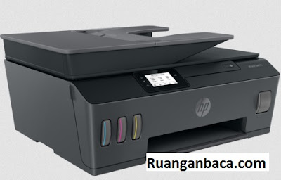 Printer HP Smart Tank 615 All in one wireless & ADF
