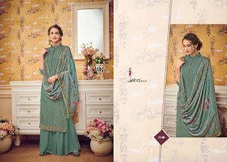 Eba lifeStyle Hurma Vol 28 Wedding Special Salwar Kameez Collection