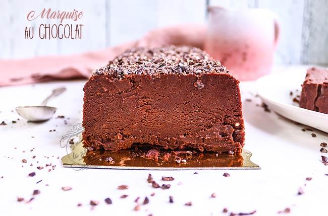 gâteau chocolat léger