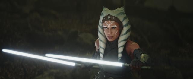Rosario Dawson As Live Action Ahsoka Tano The Mandalorian Chapter 13 Star Wars