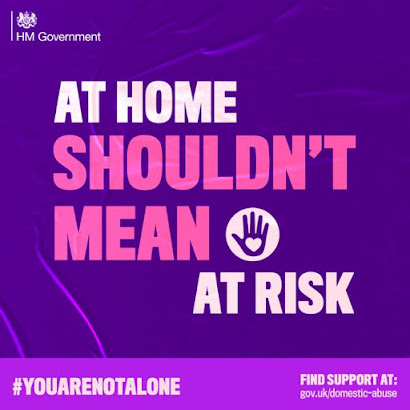 At home shouldnt mean at risk This is a safe space for victims of violence to speak up