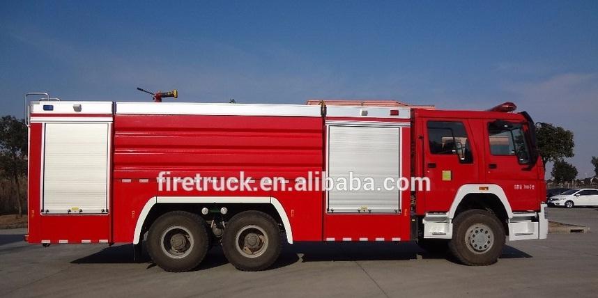 K3 Pembangkit Listrik Harga Mobil Pemadam Kebakaran Kapasitas 5000 Liter