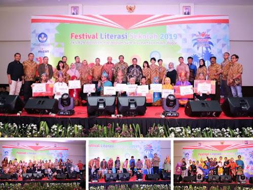 Festival Literasi Sekolah 2019 Tingkat SMA