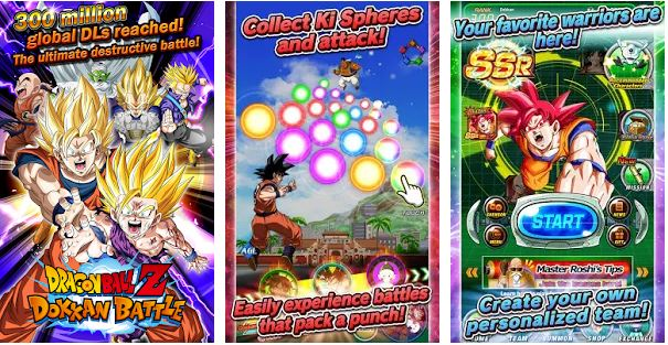 Download Dragon Ball Z Dokkan Battle MOD APK 4.7.0 (God Mode) For Android 3