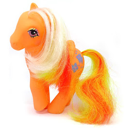 My Little Pony Sea Breeze Year Eight Tropical Ponies G1 Pony