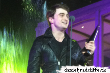 Updated(2): Daniel Radcliffe at NYC Harry Potter Farewell Event - Scream Awards