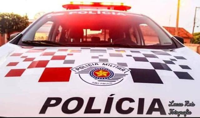 Em Rápida ação Policia Militar Prende Homem por tentativa de Furto a Veiculo em Paulicéia
