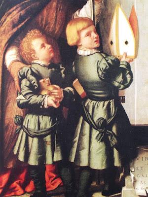 La pinacoteca Tosio-Martinengo - arte - libri - annunci