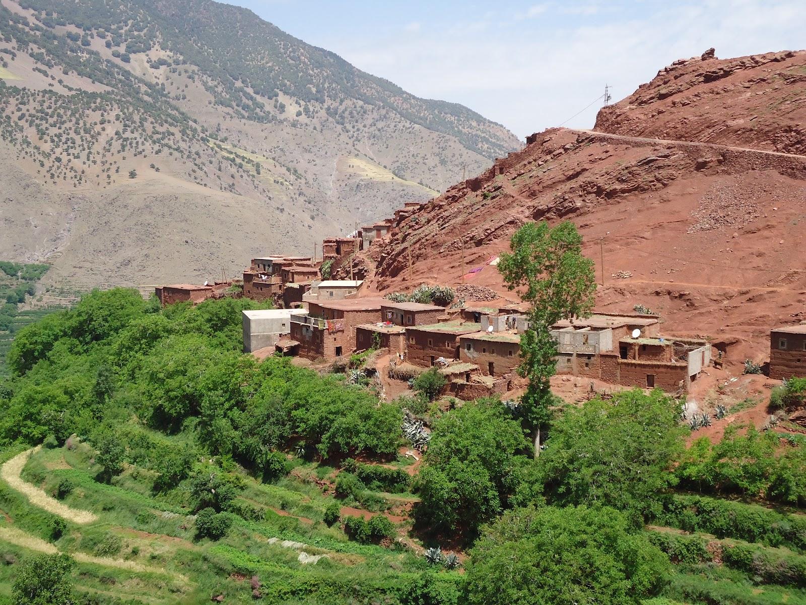 marrakech historie