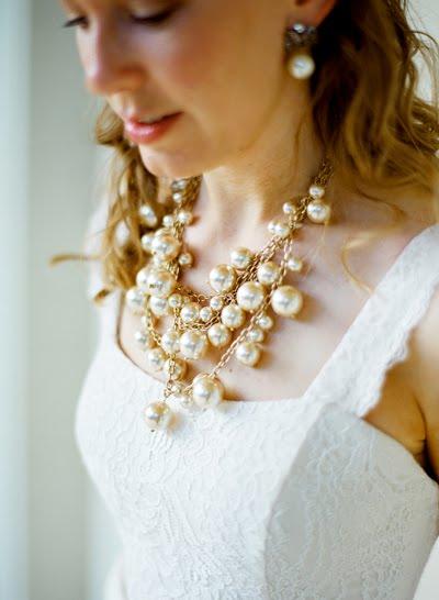 maxi colar para noivas