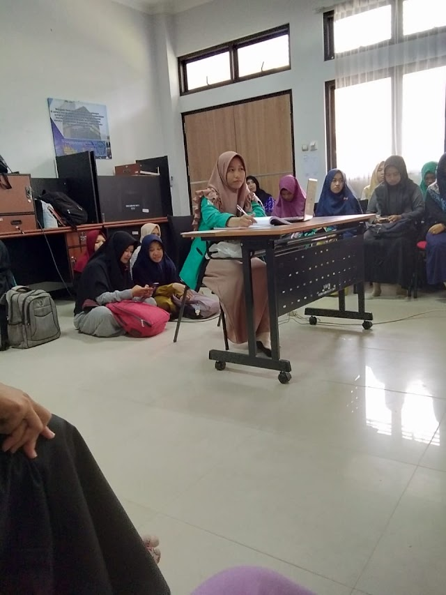 Kegiatan Seminar Prososal Skripsi Mahasiswa MPI 2019