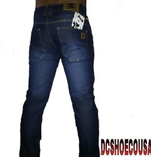 Celana Jeans Pria DC SKinny Premium