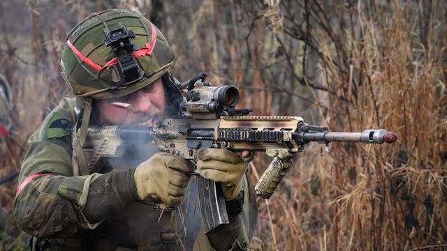 Noruega suspende todas las exportaciones de nuevas armas a Turquía, su aliado de la OTAN