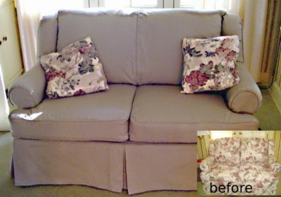 Cozy Cottage Slipcovers May 2014