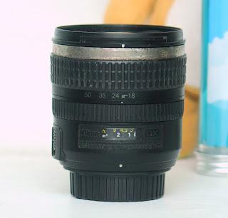 Nikon AF-S 18-70mm Bekas