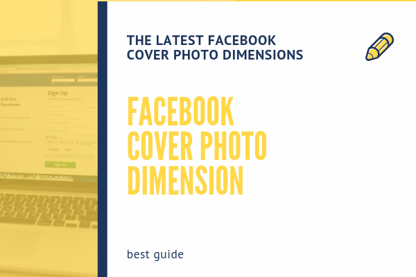 Cover Photo Facebook Dimensions<br/>