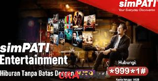 Fungsi Kuota Entertainment Telkomsel Untuk Apa Saja?