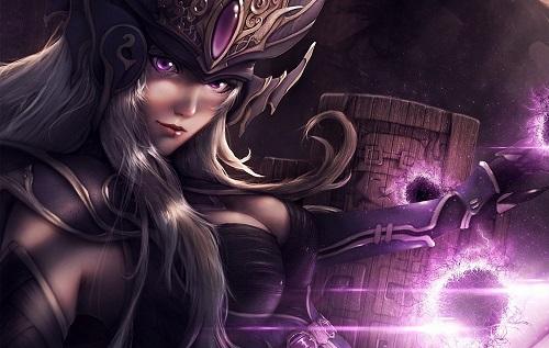 Syndra và trang bị cân xứng sẽ sở hữu được kỹ năng phép thuật vô cùng đáng nể