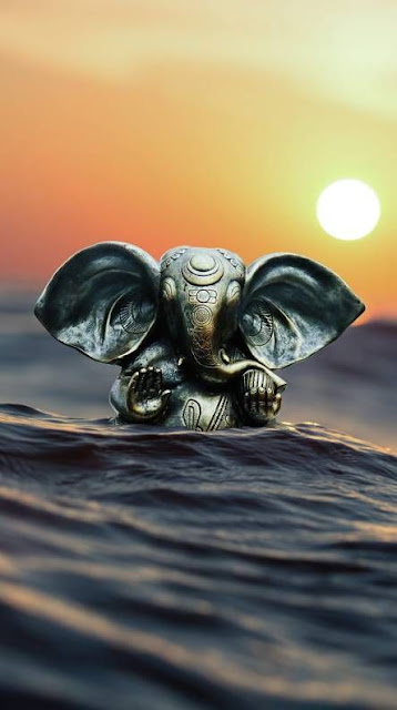 Ganesh wallpaper for iphone 6