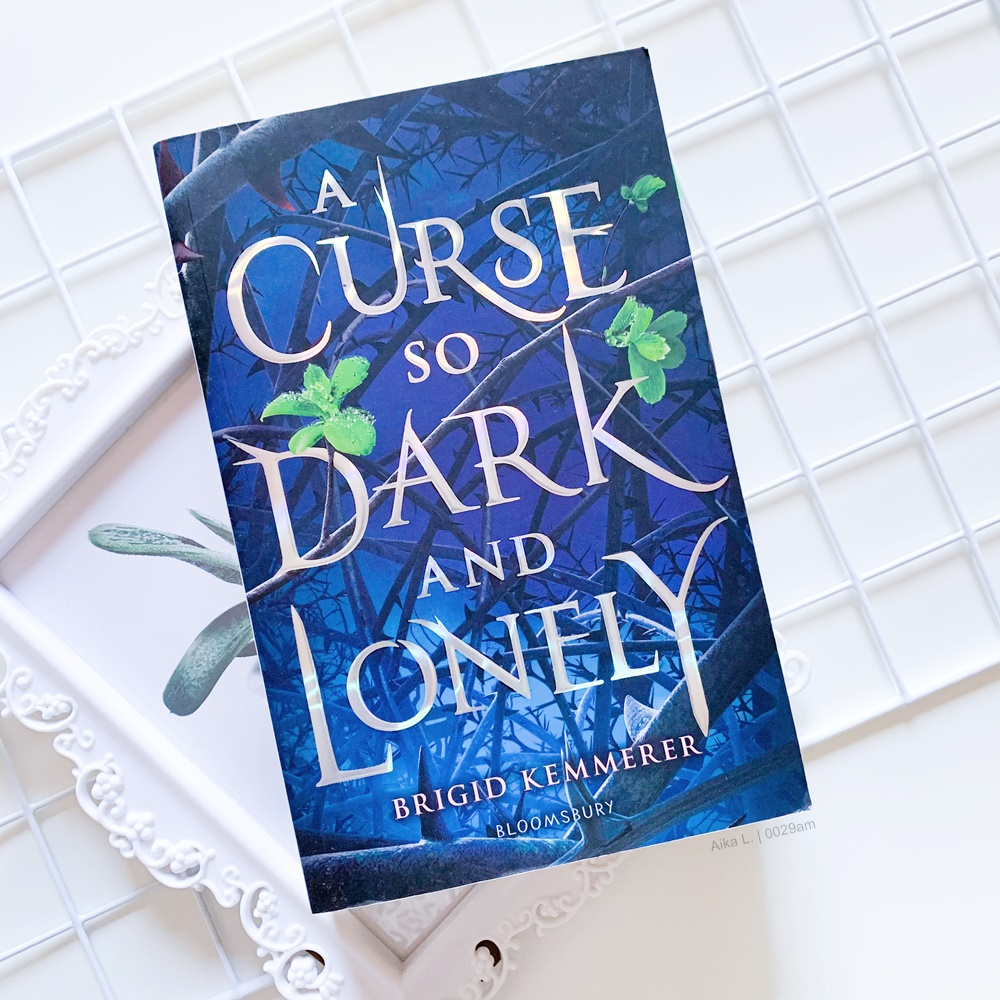 a curse so dark and lonely review